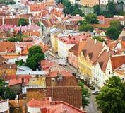 Tallinn Old Town Royalty Free Stock Photos