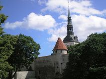 Tallinn Royalty Free Stock Images