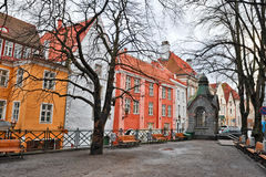 Tallinn. Old town Royalty Free Stock Photo