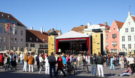 Tallinn Old Town Days, 29th Royalty Free Stock Images