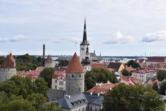 Tallinn stock photography