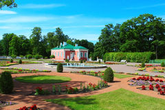 Tallinn park Stock Image