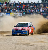 Tallinn Rally 2008 Stock Photos