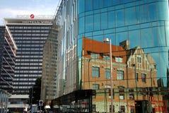 Tallinn-Reflexion Lizenzfreie Stockbilder