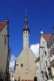 Tallinn`s old town Stock Photo