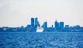 Tallinn-Skyline Stockfotografie