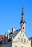Tallinn Town Hall Stock Photography