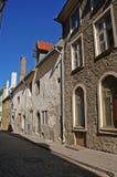 Tallinn vieja Foto de archivo libre de regalías