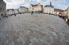 Tallinn vieja Imagen de archivo libre de regalías