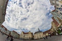 Tallinn vieja Imagenes de archivo