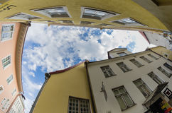 Tallinn vieja Imagen de archivo