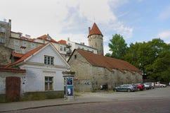 Tallinn vieja Fotos de archivo