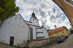 Tallinn vieja Fotografía de archivo libre de regalías