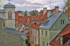 Tallinn view Stock Photo