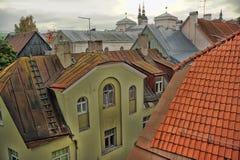 Tallinn view Stock Photos