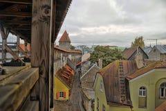Tallinn view Royalty Free Stock Photo