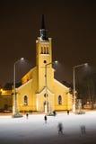 Tallinn, wolność kwadrat fotografia royalty free