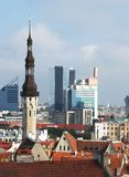 Tallinn1 Royalty Free Stock Photography
