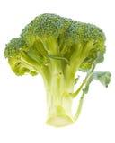 Tallo del bróculi Imagenes de archivo