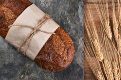 Tallos del pan y del trigo del Multi-grano Imagenes de archivo