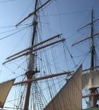 Tallsails & master Royaltyfria Foton