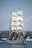 Tallship Lizenzfreies Stockbild