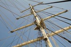 Tallship Mast Stock Images