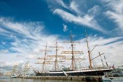 Tallships Royalty Free Stock Photo
