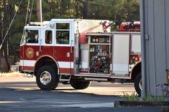 Tallskogbrandstation i Arizona royaltyfri fotografi