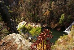 Tallulah fällt Nationalpark Lizenzfreie Stockbilder