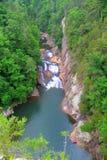 Tallulah Falls Royalty Free Stock Image