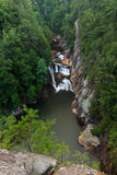Tallulah Gorge Royalty Free Stock Photography