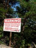 Tallulah Gorge, Southeast USA Royalty Free Stock Photo