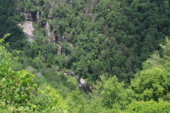 Tallulah Gorge Royalty Free Stock Image