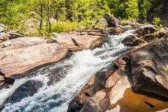 Tallulah rzeka Obrazy Stock