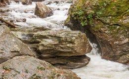 Tallulah rzeka Fotografia Royalty Free