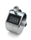 Tally counter royalty free stock images