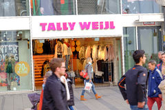 Tally Weijl Stock Photo