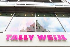 Tally Weijl Royalty Free Stock Photo