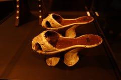 Talons de tueur : L'art de la chaussure à talons hauts 9 Images stock