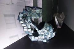 Talons de tueur : L'art de la chaussure à talons hauts 34 Photos libres de droits