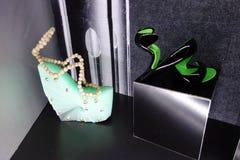 Talons de tueur : L'art de la chaussure à talons hauts 58 Photos libres de droits