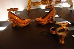 Talons de tueur : L'art de la chaussure à talons hauts 65 Photos libres de droits