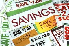 talony ciący pieniądze save niektóre niektóre zdjęcie stock