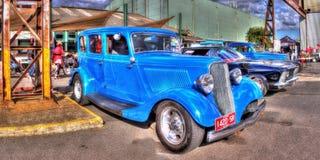 30-taltappning amerikanska Ford Arkivfoto