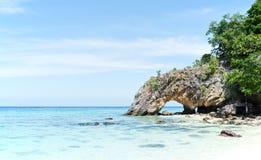 Talu island, amazing sea and island in Thailand Stock Image