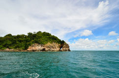 Talu Island. Royalty Free Stock Photo