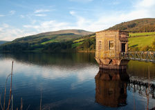 Talybont Reservoir Royalty Free Stock Image