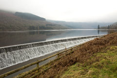 Talybont Reservoir, Wales. Stock Image