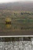 Talybont Reservoir, Wales. Royalty Free Stock Photo